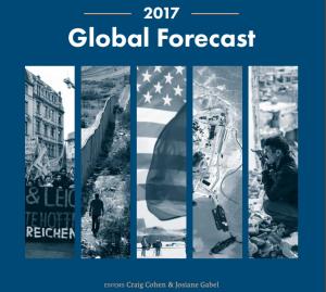 CSIS - Global Forecast 2017 2