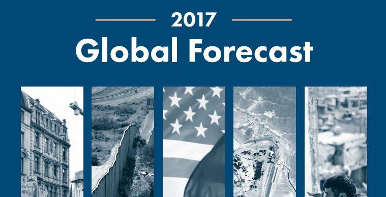 CSIS - Global Forecast 2017