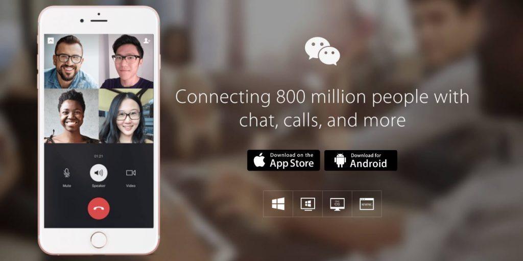 WeChat - Die chinesische Antwort auf alle Fragen 1