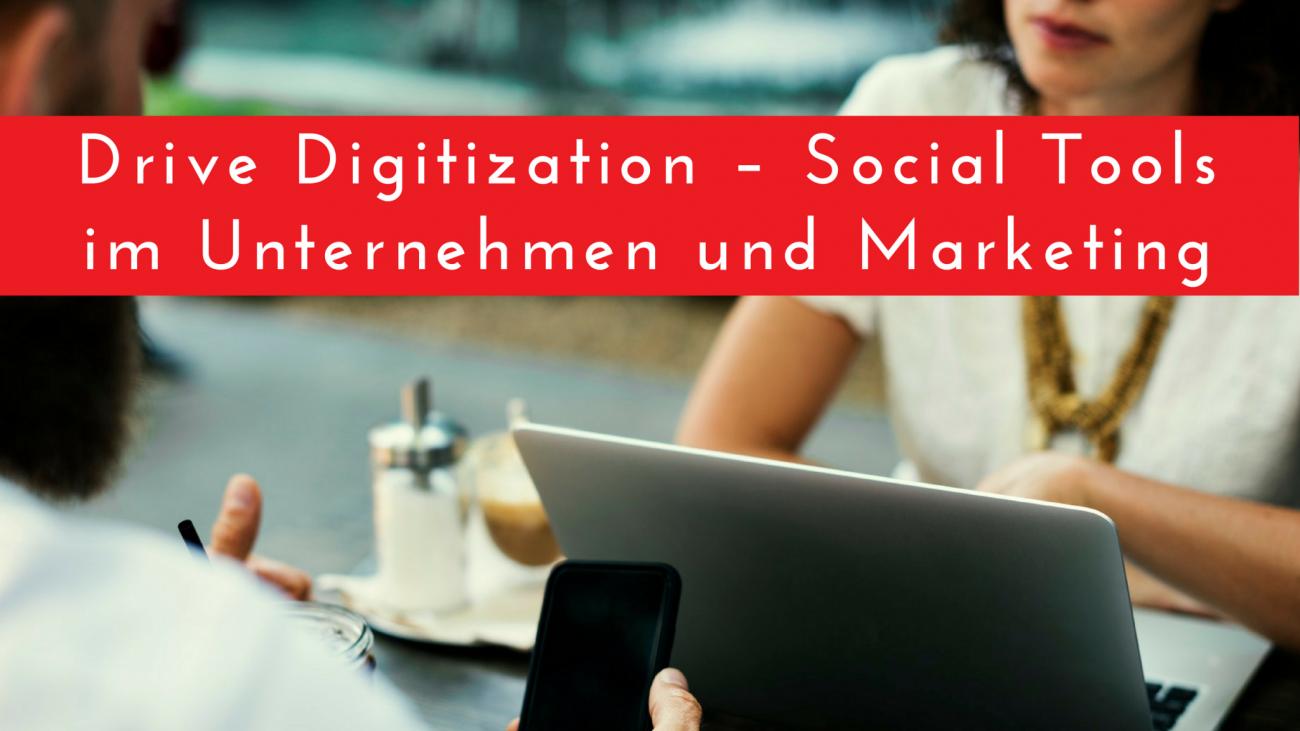Social Tools im Marketing