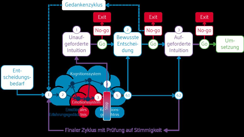 Abbildung: Individuelle Entscheidungsstrategie