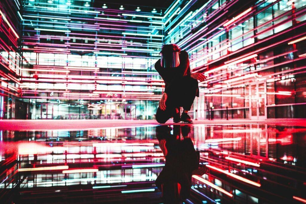 Bedroom Lights Neon