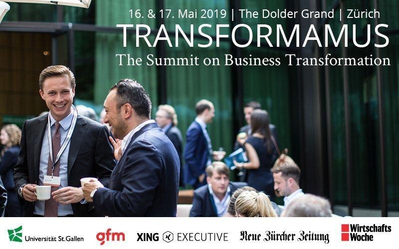 Transformamus   The Summit on Business Transformation 12