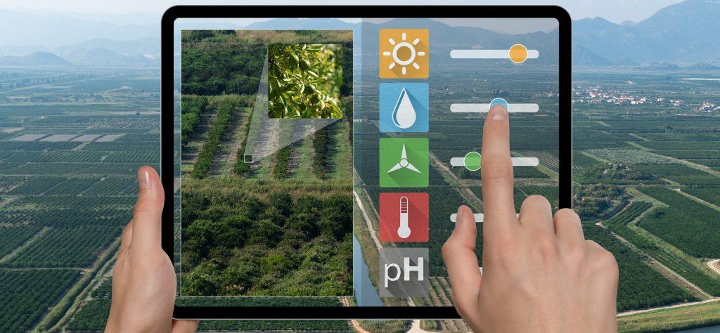 Nahrungsmittel Transport und Logistik mit Hilfe von Technologie und IoT verbessern