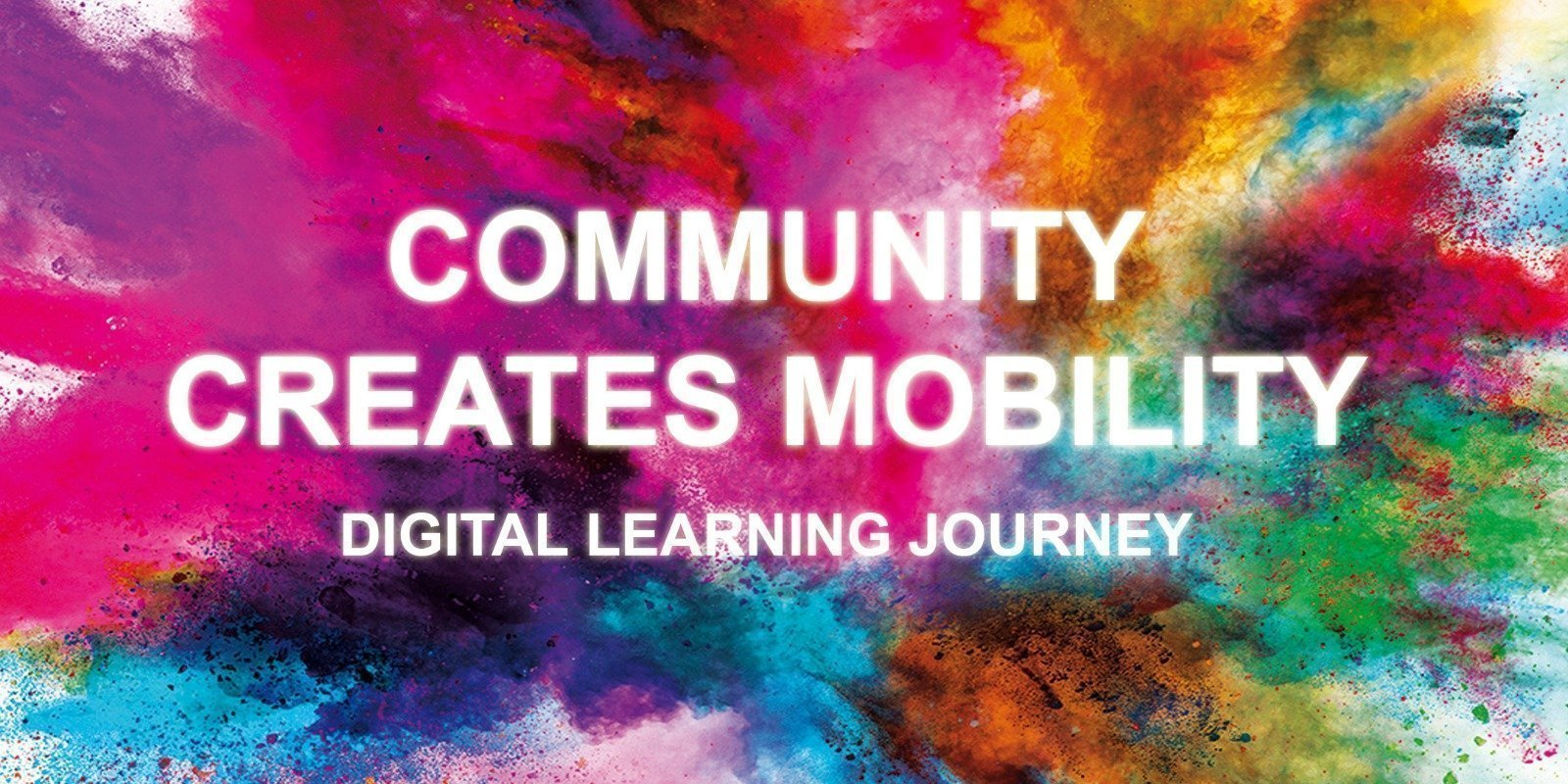 Community Creates Mobility - Digital Learning Journey Teil 3 12