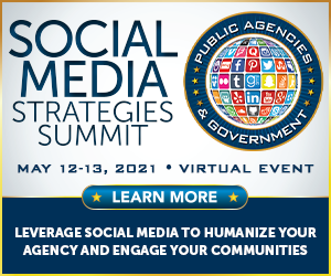 Social Media Strategies Summit for Public Agencies & Government - May 12-13, 2021 6