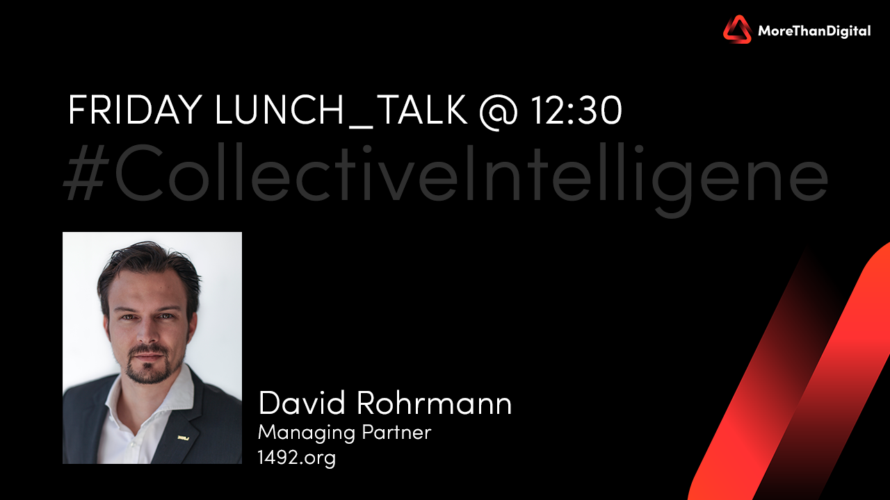 David Rohrmann - lunch_talk