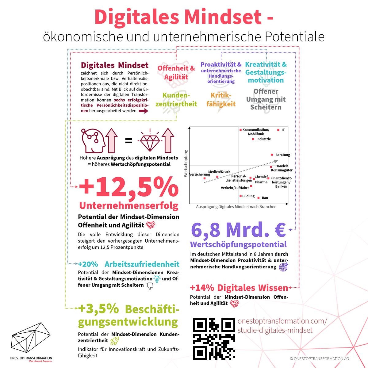 Digitales Mindset - ökonomische und unternemerische Potentiale