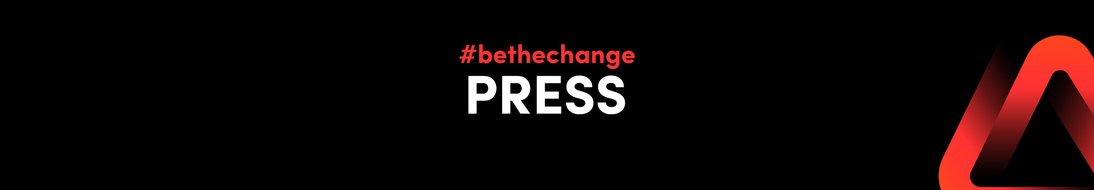 #bethechange Press Contact for MoreThanDigital