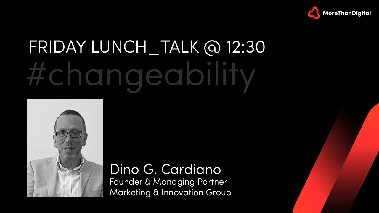 Dino G. Cardiano - lunch_talk