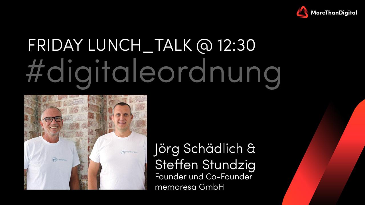 Lunch_Talk // 05.03.2020 @ 12:30 6